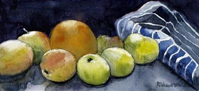 Apples, Orange and Apron