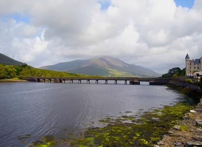 Cahersiveen Bridge on the Ring of Kerry
