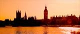 Big Ben and the Houses of Parliament by RichardWaldron-art, Photography