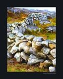 Connemara stone wall by RichardWaldron-art, Photography